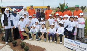 Akwa Group se mobilise pour la protection de l'environnement
