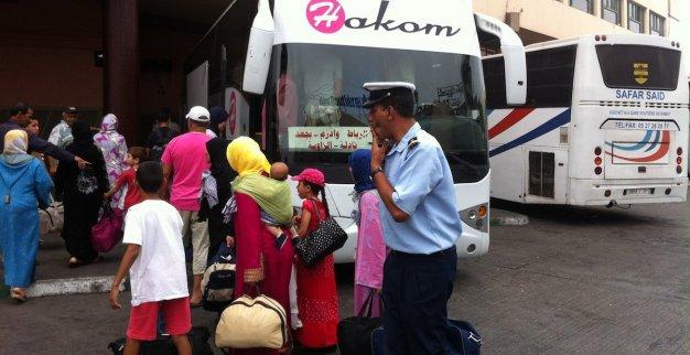 Transport durant l'Aïd Al Adha: Prenez vos billets à l'avance!