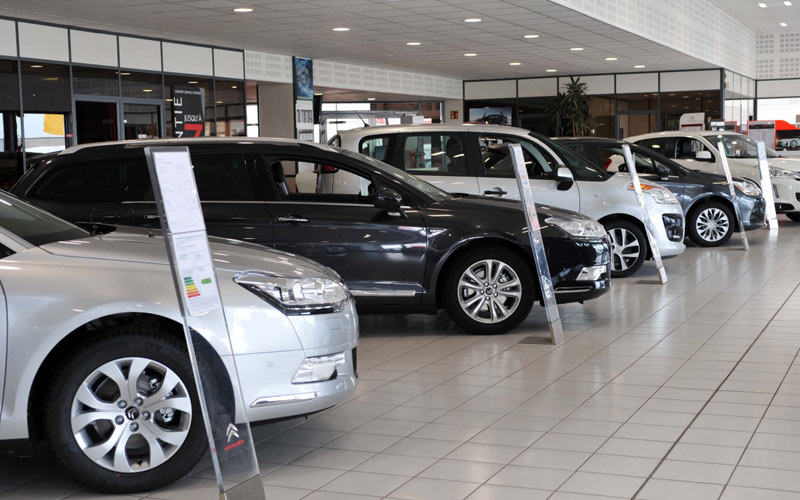 Ventes de véhicules neufs en 2014 : In extremis !
