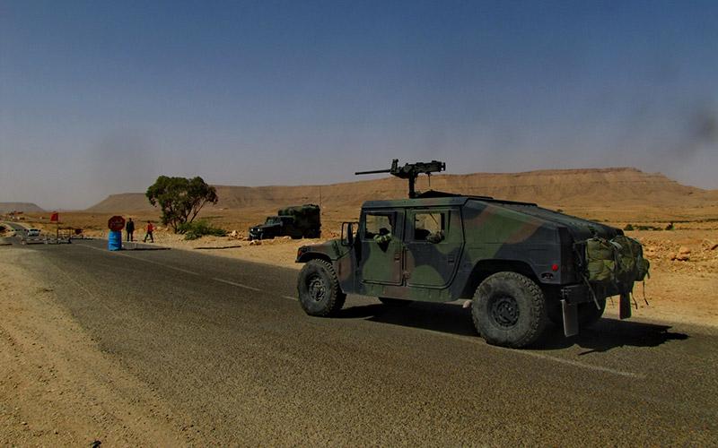 Attaque en Tunisie: 5 soldats tués