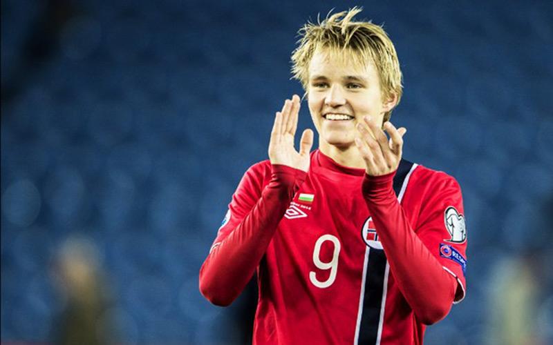 Un jeune prodige norvégien signe officiellement au Real Madrid