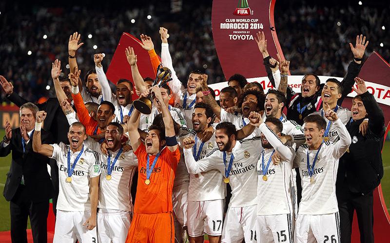 Coupe du monde des clubs : Le Real Madrid rafle la mise à Marrakech