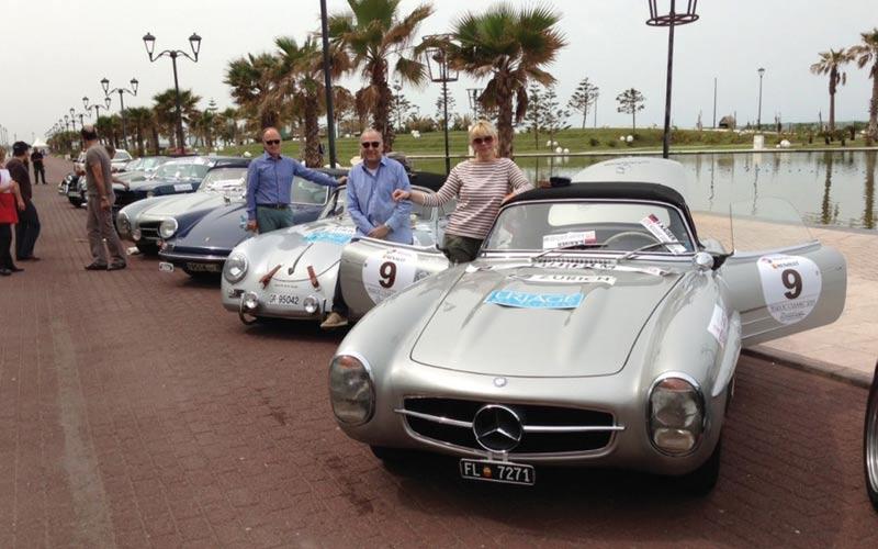 Rallye Maroc Classic 2014 : Dépaysement garanti !