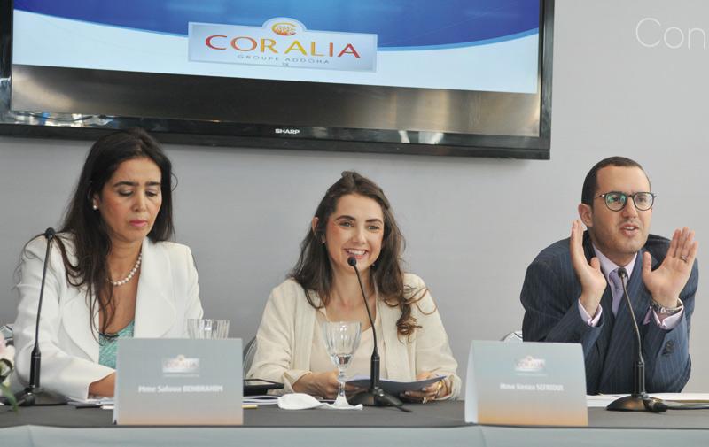 Addoha dévoile sa signature moyen standing: Coralia, un nouveau concept est né