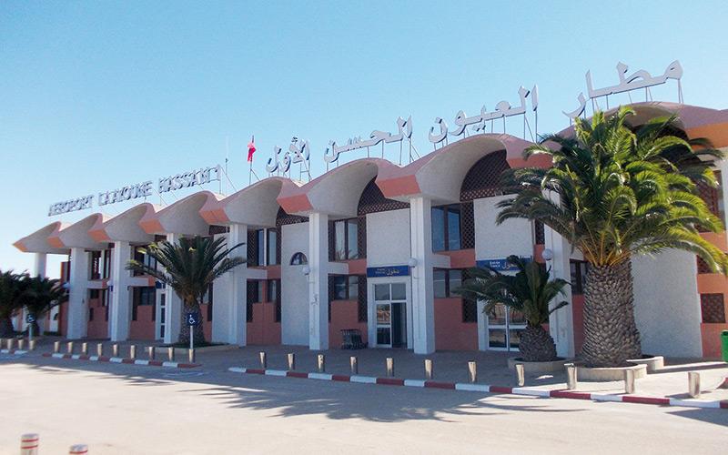 Laâyoune: Hausse de plus de 23% du trafic aérien