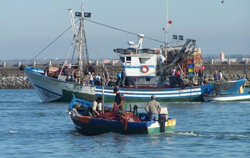 Des marins pêcheurs sauvés in-extremis au large des côtes de Mohammedia