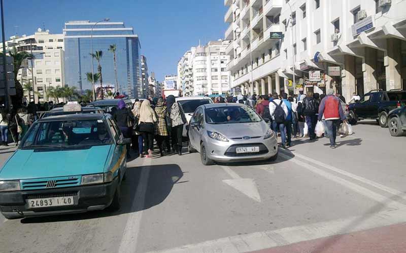 Quatre morts et 26 blessés  en plein centre de Tétouan