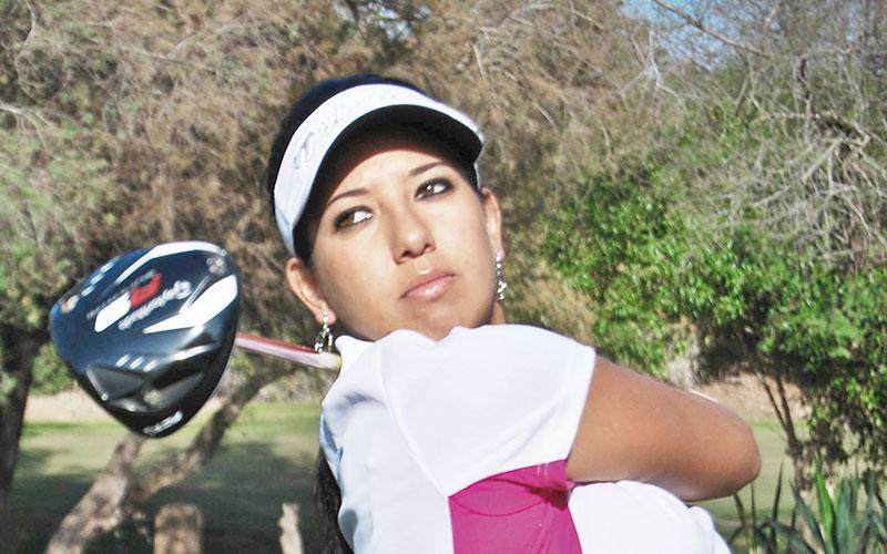 Golf :  Bonne prestation de Maha Haddioui