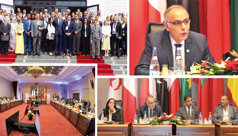 Mezouar met en exergue le rôle  de la société civile
