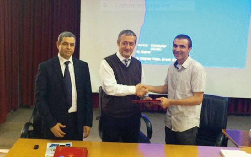 Formation technique: Fiat signe avec l'ENSEM