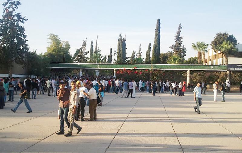 Marrakech et Agadir : ça chauffe à l'université !