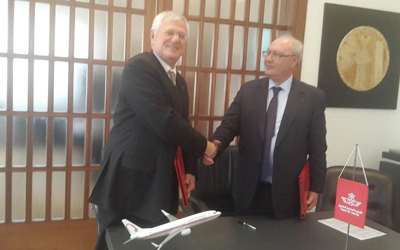 RAM et CNT signent un partenariat pour la promotion de la destination Maroc