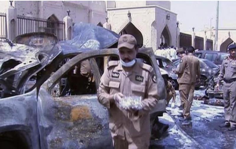 Arabie saoudite : 13 morts dans un attentat contre une mosquée