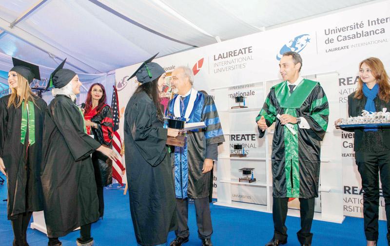 Enseignement supérieur: L'UIC célèbre  sa première  promotion