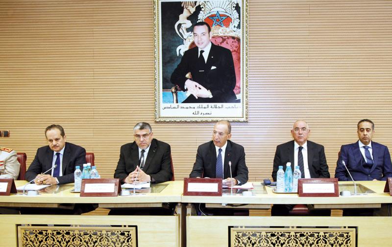 Hassad  mobilise  ses troupes: Elections, développement territorial, sécurité…