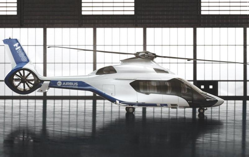Quand Peugeot dessine… des hélicoptères !