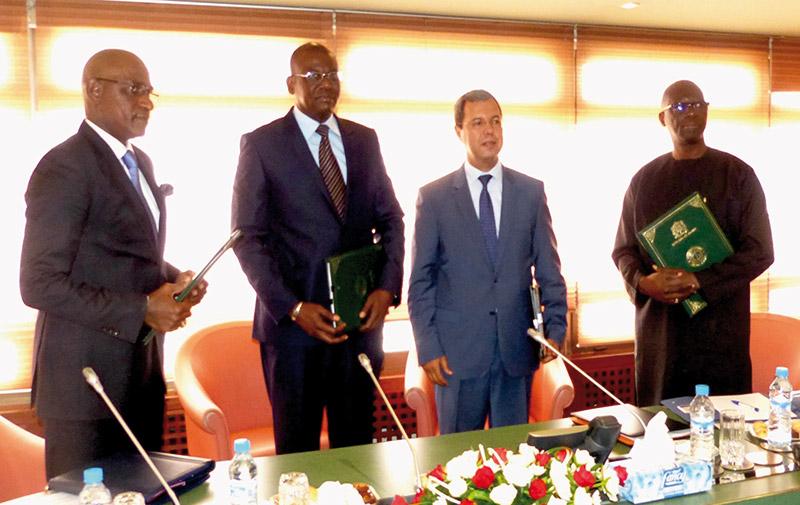 CDG exporte son savoir-faire à Dakar