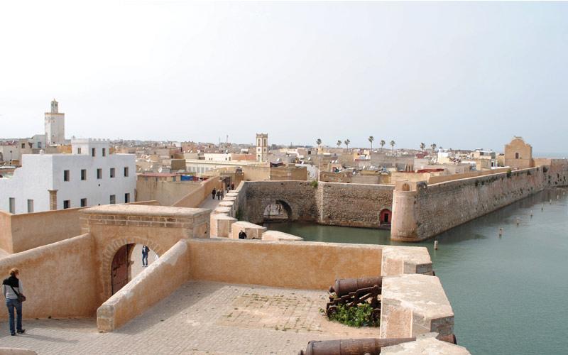 El Jadida : Arrestation de deux malfrats repris de justice