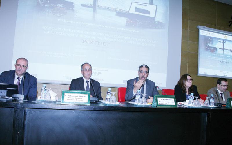 Services import-export: Rabbah fait l'éloge du guichet unique