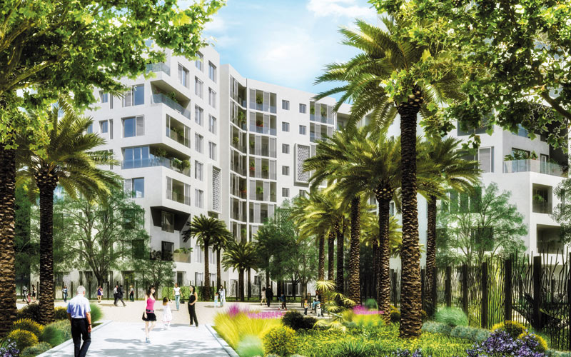 Les Faubourgs d'Anfa: Bouygues immobilier lance la 2ème tranche