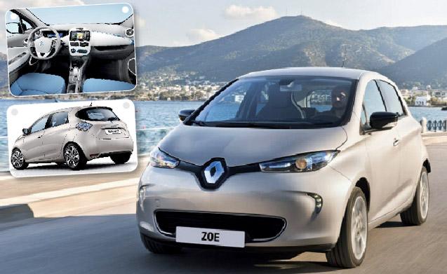Essai Renault Zoé : Et le silence fut !