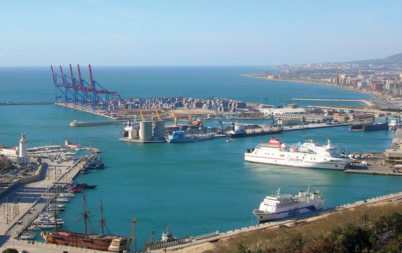 Transport de marchandises : Ouverture d'une nouvelle ligne maritime entre les ports Tanger Med et Motril