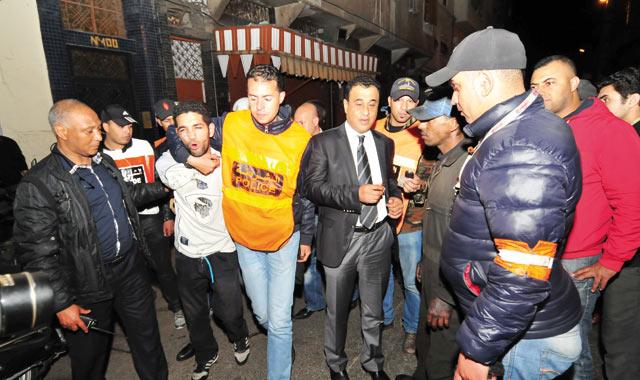 Casablanca : Un policier tire deux balles pour arrêter des malfrats