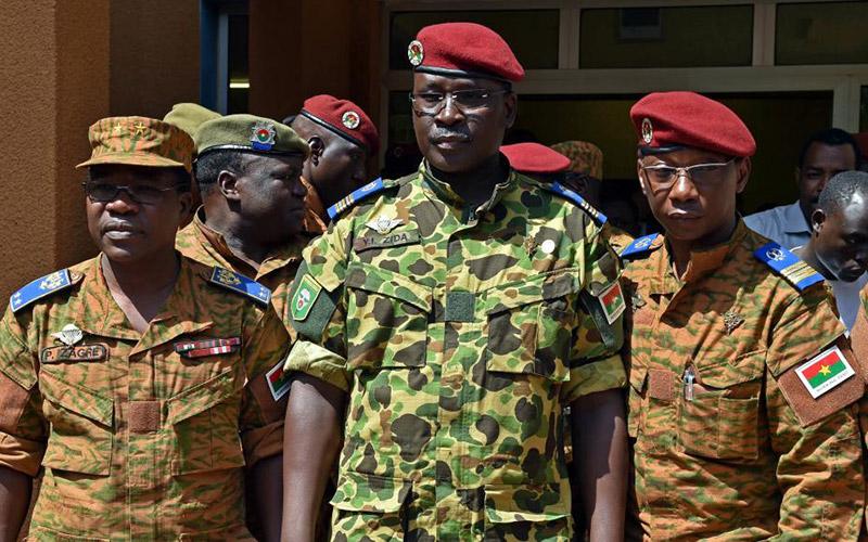 Burkina Faso : Le nouvel homme fort a reçu une formation militaire au Maroc