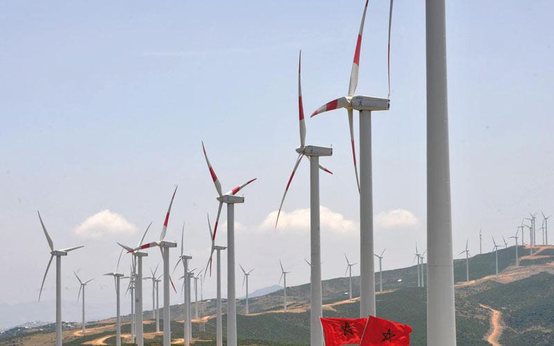 L'ONEE reçoit  les offres relatives au Projet éolien intégré 850 MW