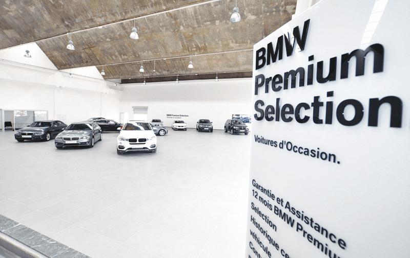 BMW: Quand l'occase devient premium!