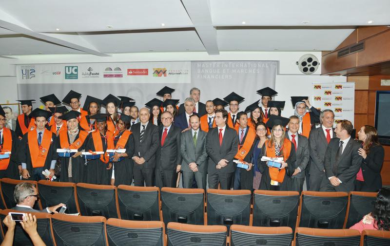 La Fondation Attijariwafa bank met l'étudiant à l'honneur