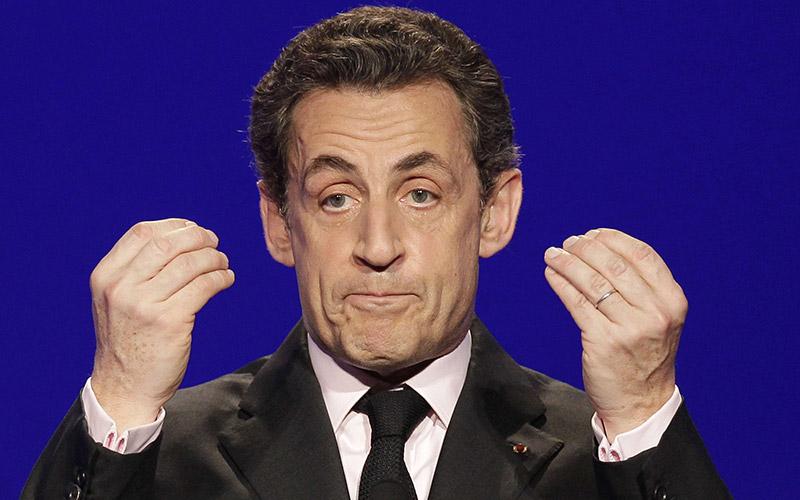 Nicolas Sarkozy placé en garde à vue