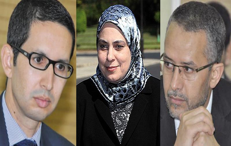 SM le Roi donne Son accord aux demandes de décharge de trois ministres