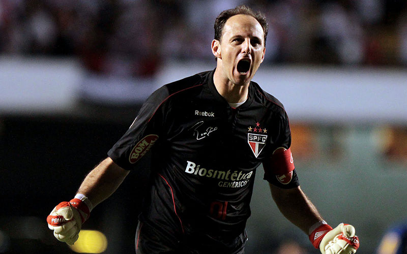 Brésil/Football : Un gardien de but plus fort que Chilavert