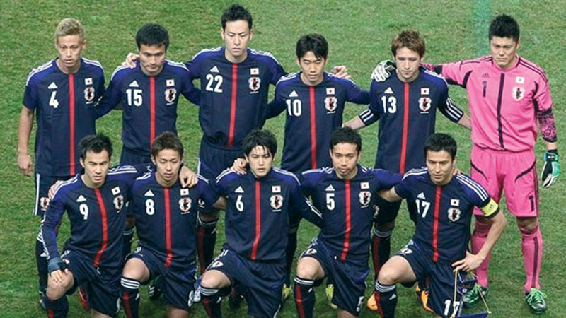Coupe du monde 2014 : Equipe du Japon