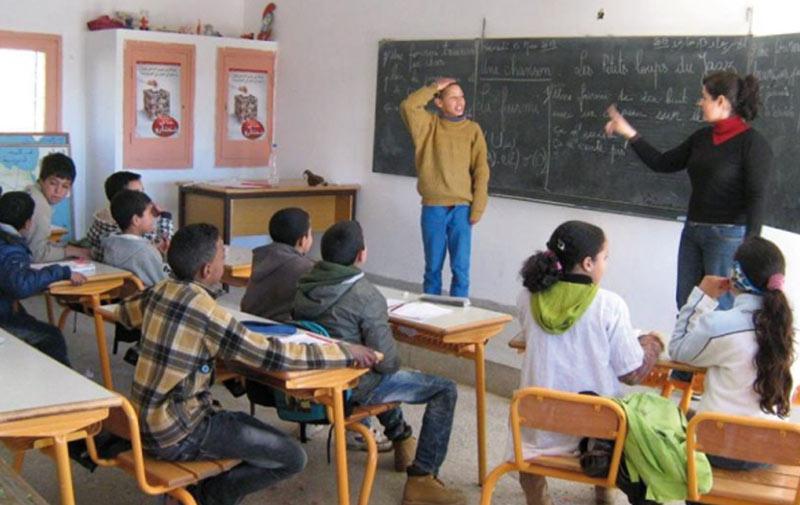 Rachid Belmokhtar:  Des classes de 70 élèves en cette rentrée…