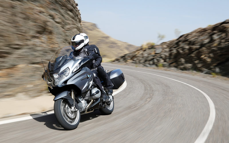 BMW R 1200 RT: Elle sait tout faire !