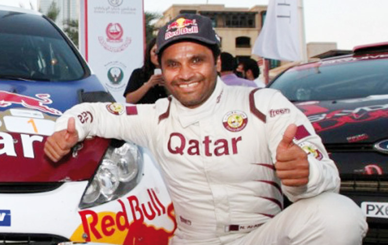 Rallye OiLibya : Nasser Al Attiyah encore et toujours