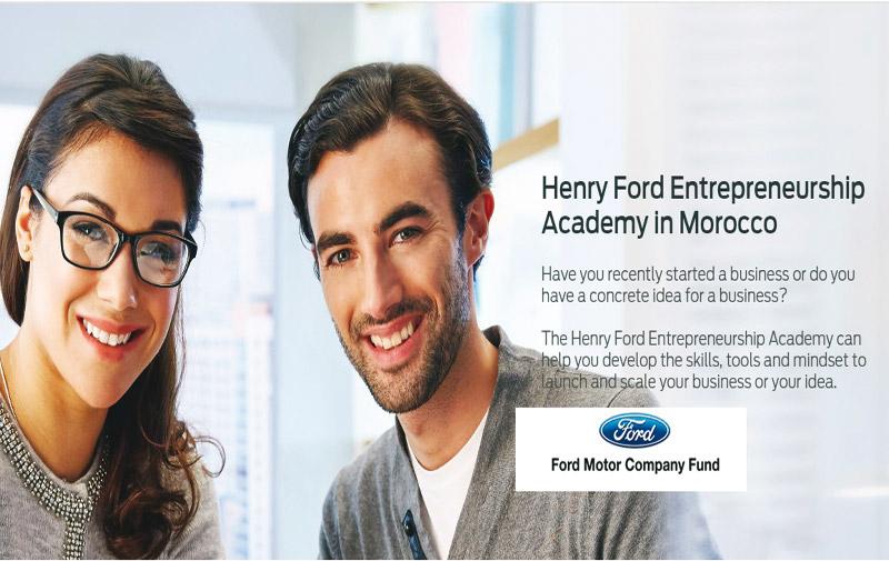Académie Henry Ford: Un premier atelier dès décembre