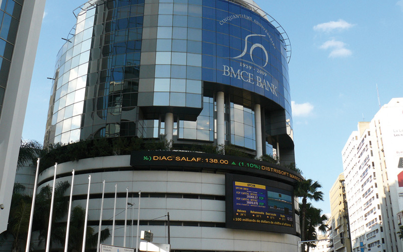 Le Groupe BMCE Bank of Africa triplement distingué