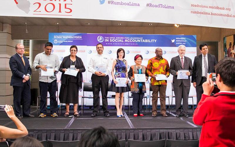 Aicha Ech-chenna récompensée par la Banque mondiale