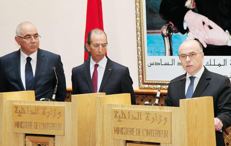 Sécurité : Le Maroc et la France pour un renforcement de leur coopération