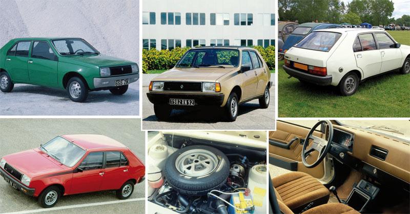 Il était une fois… Renault 14 : La «poire» !