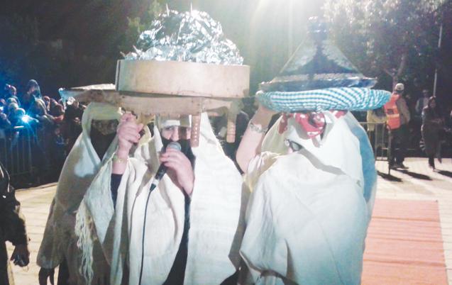 Nouvel An amazigh: Tagoula, l'incontournable plat  de la gastronomie berbère