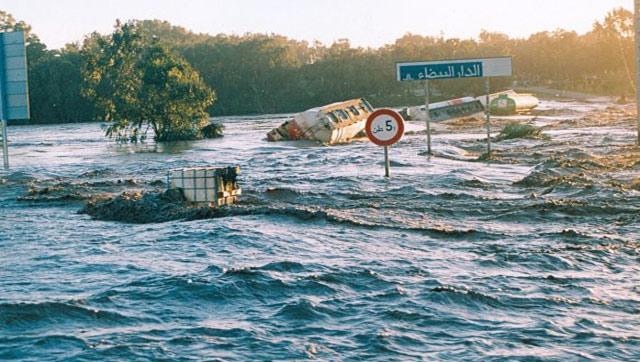 Mohammedia est toujours menacée d'inondation | Aujourd'hui ...