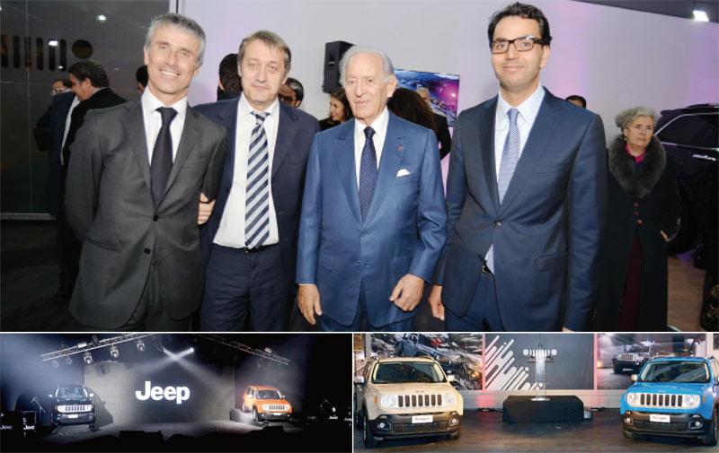 Jeep Store fait «éruption»  sur la corniche de Casablanca