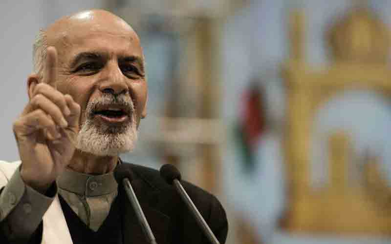 Afghanistan : Le nouveau président convie les talibans à des pourparlers