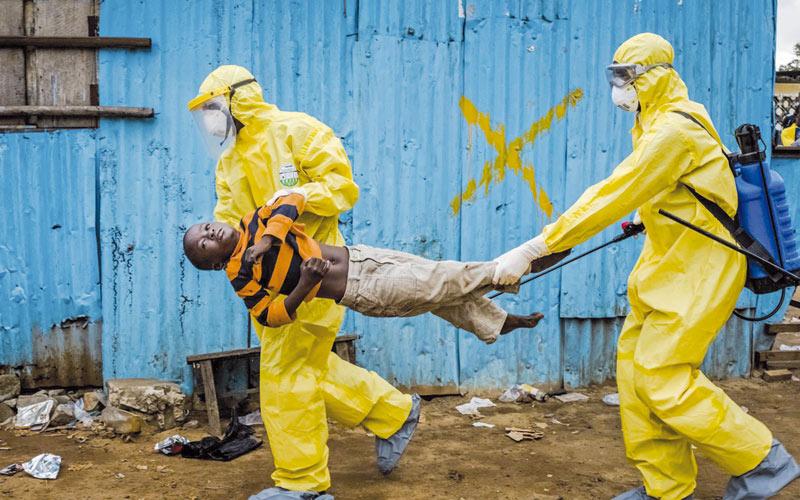 L'Ebola  à nos portes