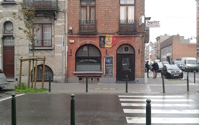 Attentats de Paris : L'un des kamikazes tenait un «coffee shop» à Bruxelles