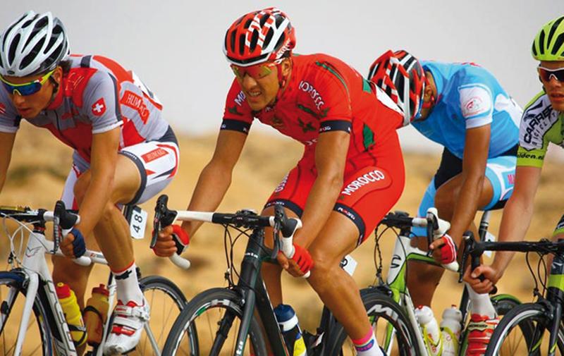 JO-2016-cyclisme: Le Maroc représenté par 4 coureurs
